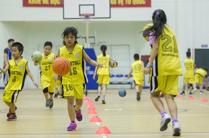 học bóng rổ có lợi ích gì