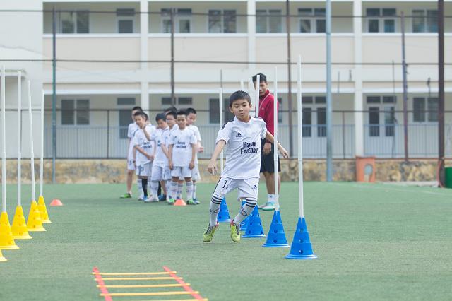 học bóng đá 1