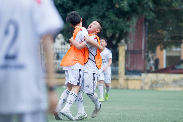 học bóng đá 11