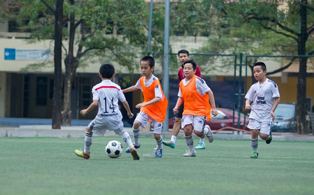 học bóng đá 12