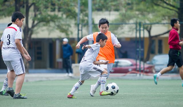 học bóng đá 14