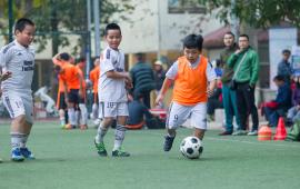 học bóng đá 15