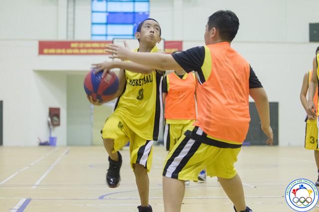 học bóng rổ 13
