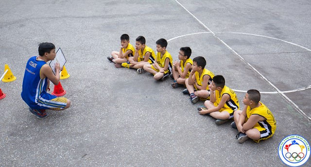 học bóng rổ 39