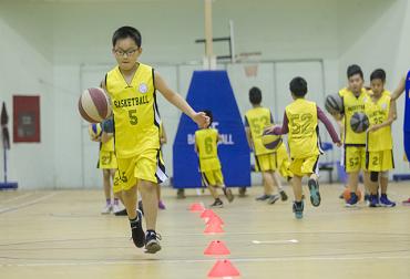 học bóng rổ 5