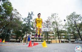 lớp học bóng rổ ở đống đa