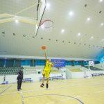 lớp học bóng rổ ở tây hồ