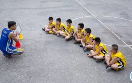 lớp học bóng rổ ở thanh xuân