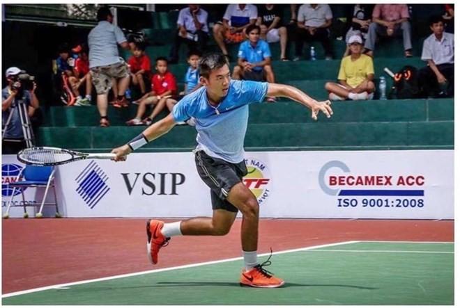 giải quần vợt việt nam