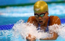 nữ bơi lội việt nam