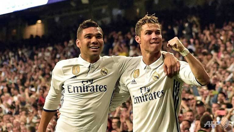 real madrid barcelona thiết lập cuộc thi