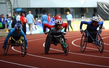 việt nam phát triển thể thao cho người tàn tật