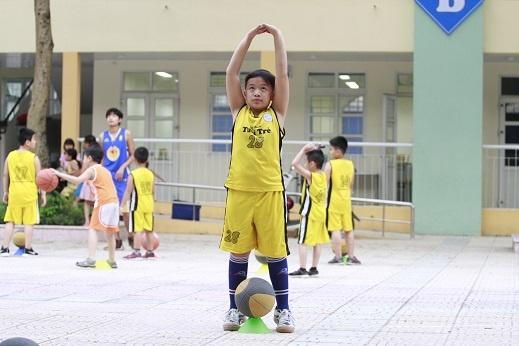 Muốn tăng chiều cao nhanh chóng, phải học bóng rổ!
