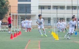học bóng đá 5