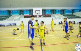 lớp học bóng rổ ở gia lâm