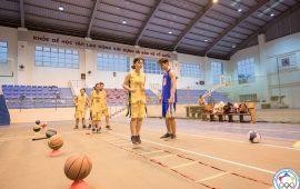 lớp học bóng rổ ở hà đông