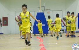 lớp học bóng rổ ở sóc sơn
