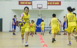 lớp học bóng rổ ở thanh trì