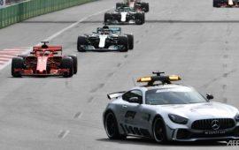 """Lewis Hamilton mở cửa trở lại vết thương cũ vào thứ hai (30 tháng 4) khi người lái xe Mercedes cáo buộc đối thủ tiêu đề Sebastian Vettel phá vỡ các quy tắc trong Grand Prix Azerbaijan Chủ Nhật. hamilton cáo buộc vettel của vi phạm quy tắc Lewis Hamilton cáo buộc Sebastian Vettel chiến thuật nguy hiểm khi chiếc xe an toàn rời khỏi mạch ở Baku vào ngày Chủ nhật (29 tháng 4). (Ảnh: AFP / Andrej Isakovic) Hamilton lặp đi lặp lại khiếu nại của mình được thực hiện trong cuộc đua hôm Chủ nhật khi ông cáo buộc lái xe Ferrari của Đức chậm và tăng tốc, gần như dừng lại và sau đó lại bắt đầu, trong khi họ theo dõi Safety Car. """"Các quy tắc là khi xe an toàn đi, bạn không được phép bắt đầu và dừng lại, bắt đầu và dừng lại,"""" ông nói. """"Bạn không được phép để gas và sau đó phanh. Bạn không được phép giả mạo anh chàng phía sau. """"Bởi vì, một cách tự nhiên, nếu không có quy tắc đó, đó là điều bạn sẽ làm, bởi vì, cuối cùng, bạn sẽ bắt được chúng ngủ. Bạn không được phép làm điều đó. """"Mỗi lần bắt đầu lại tôi đã làm ... Tôi đã tuân thủ điều đó. Ở Úc, Sebastian tăng tốc và sau đó phanh và tôi gần như đã đi lên phía sau của anh ta và ở đây anh ấy đã làm nó như có thể bốn lần."""" Chiến thắng bất ngờ của Hamilton, lần đầu tiên trong 7 lần ra sân và sự nghiệp lần thứ 63 của anh, nâng anh lên vị trí đầu tiên của giải vô địch lần đầu tiên trong mùa giải này, nhưng đã để anh làm sáng tỏ các quy tắc của đạo diễn chính thức Charlie Whiting . Nó cũng hồi sinh những kỷ niệm về cuộc đụng độ khét tiếng của cặp đôi năm ngoái khi, trong một cơn giận dữ sau khi cáo buộc Hamilton """"kiểm tra phanh"""" anh ta đằng sau một chiếc xe an toàn, Vettel lái chiếc Ferrari của anh ta tại chiếc Mercedes của Hamilton, đập bánh xe cố ý. Hamilton nói thêm rằng quyết định của người quản lý sau cuộc đua hôm Chủ nhật đã thiết lập một tiền lệ cho phép lái xe thất thường đằng sau chiếc xe an toàn trong tương lai."""