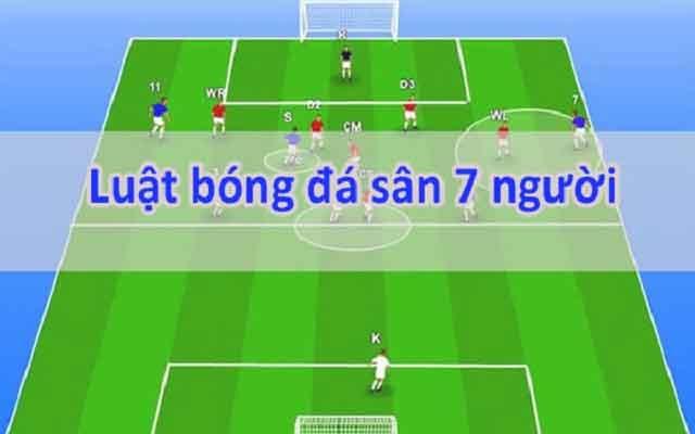 Luật bóng đá 7 người trên sân mini theo quy định VFF - Thể Thao Tuổi Trẻ